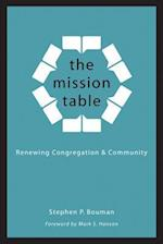 The Mission Table af Stephen P. Bouman