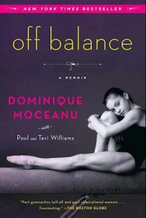 Bog, paperback Off Balance af Dominique Moceanu