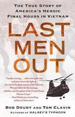 Last Men Out af Bob Drury