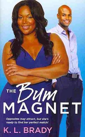 Bog, paperback The Bum Magnet af K. L. Brady