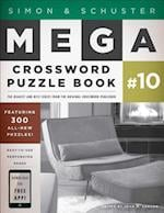 Simon & Schuster Mega Crossword Puzzle Book Series 10