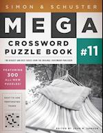 Simon & Schuster Mega Crossword Puzzle Book 11