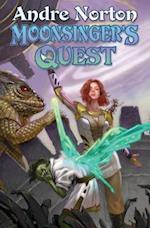 Moonsinger's Quest af Andre Norton