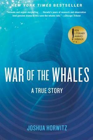 Bog, paperback War of the Whales af Joshua Horwitz