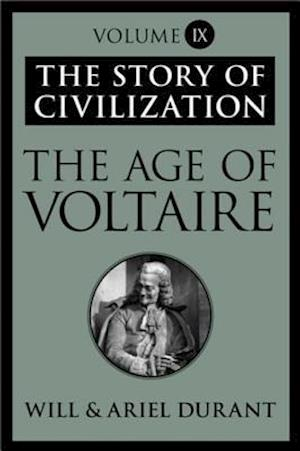 Age of Voltaire af Will Durant