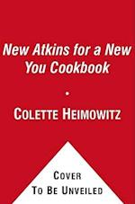 The New Atkins for a New You Cookbook (Touchstone Book)