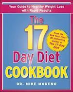 The 17 Day Diet Cookbook af Mike Moreno