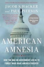 American Amnesia af Paul Pierson, Jacob S. Hacker