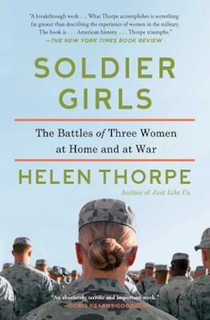 Bog, paperback Soldier Girls af Helen Thorpe