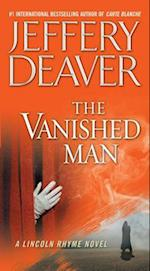 The Vanished Man af Jeffery Deaver