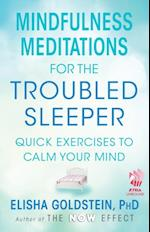 Mindfulness Meditations for the Troubled Sleeper af Elisha Goldstein