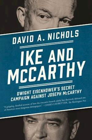 Bog, paperback Ike and Mccarthy af David A. Nichols