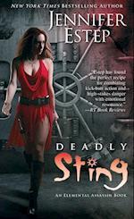 Deadly Sting af Jennifer Estep