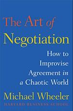 Art of Negotiation af Michael Wheeler