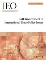 IMF Involvement in International Trade Policy Issues