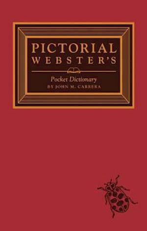 Bog, hardback Pictorial Webster's Pocket Dictionary af John M Carrera
