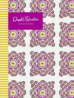 DwellStudio Floral Bursts Sticky Notes