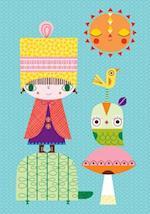 Turtles and Toadstools Journal af Suzy Ultman