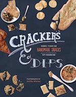 Crackers, Crisps & Dips af Ivy Manning