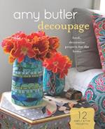 Amy Butler Decoupage