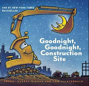 Bog, papbog Goodnight, Goodnight, Construction Site af Sherri Duskey Rinke