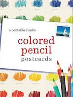 Colored Pencil Postcards