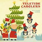 Yuletide Carolers Pop-Up Advent Calendar
