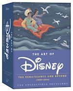 The Art of Disney 2015 Postcard Box (The Art Of..)