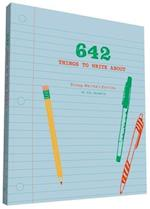 642 Things to Write About (Things to)