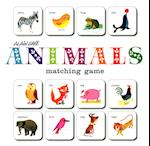 Alain Grée Animals Matching Game