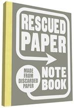 Rescued Paper Notebook, Large