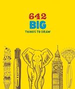 642 Big Things to Draw af Chronicle Books