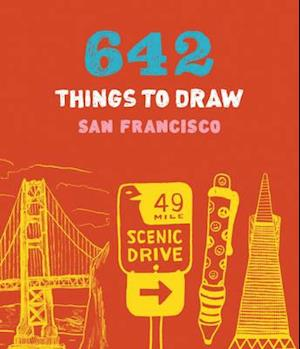 Ukendt format 642 Things to Draw: San Francisco (Pocket-Size) af Chronicle Books