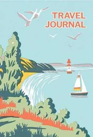 Ukendt format Sukie Travel Journal: Coastal Getaway