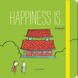 Ukendt format Happiness Is ... Travel