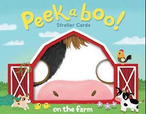 Bog, ukendt format Peekaboo! Stroller Cards: On the Farm af Robie Rogge