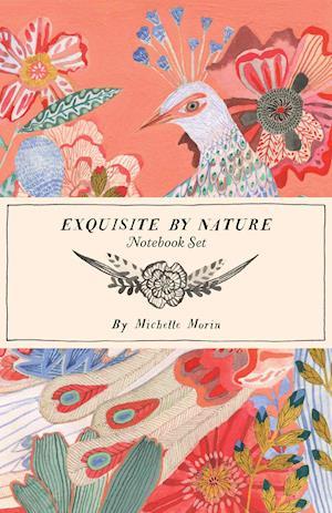 Bog, hardback Exquisite by Nature Notebook Set