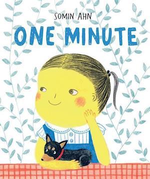 Bog, hardback One Minute af Somin Ahn