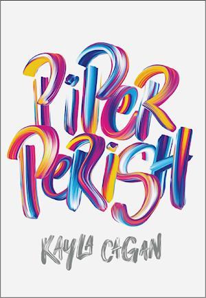 Bog, hardback Piper Perish af Kayla Cagan