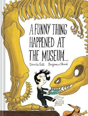 Bog, hardback A Funny Thing Happened at the Museum af Davide Calì
