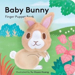 Bog, hardback Baby Bunny: Finger Puppet Book af Yu-Hsuan Huang