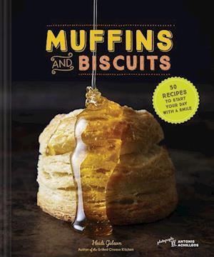 Bog, hardback Muffins & Biscuits af Heidi Gibson