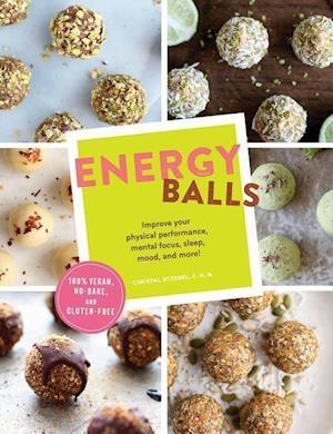 Bog, paperback Energy Balls af Christal Sczebel