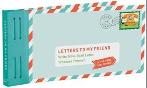 Bog, ukendt format Letters to My Friend af Lea Redmond