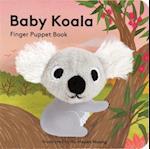 Baby Koala Finger Puppet Book