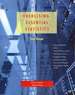 Essentials Statistics for Public Managers and Policy Analysts, 3rd Edition + Exercising Essentials