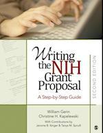 Writing the NIH Grant Proposal