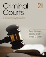 Criminal Courts af Craig T. Hemmens, David C. Brody, Cassia C. Spohn