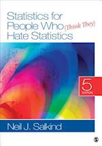 Statistics for People Who (Think They) Hate Statistics af Neil J. Salkind