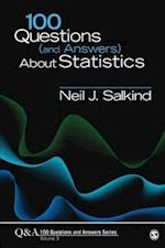 100 Questions and Answers About Statistics (Sage 100 Questions and Answers)